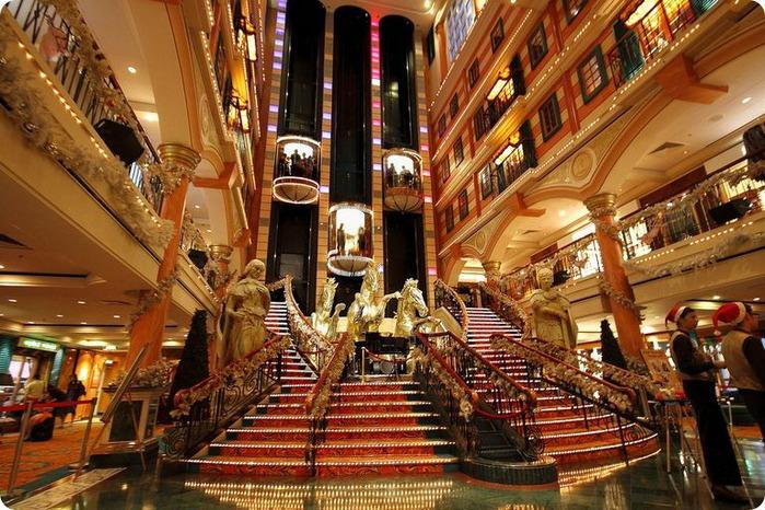 Красивый интерьер казино 15