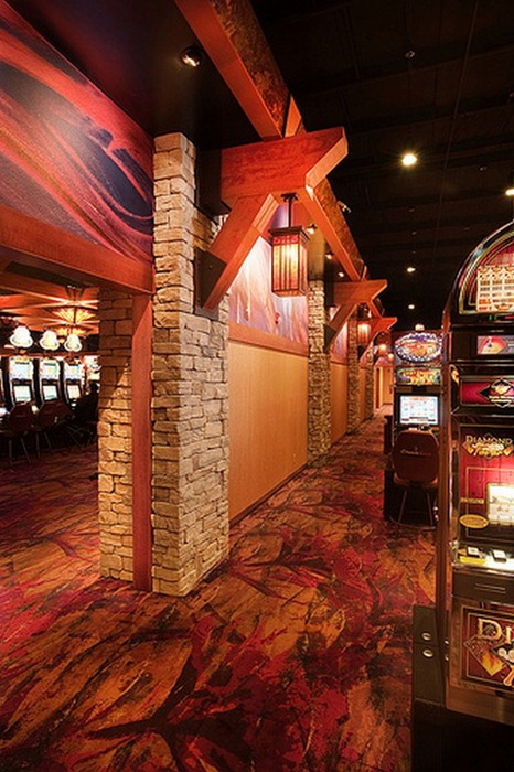 Красивый интерьер казино 13