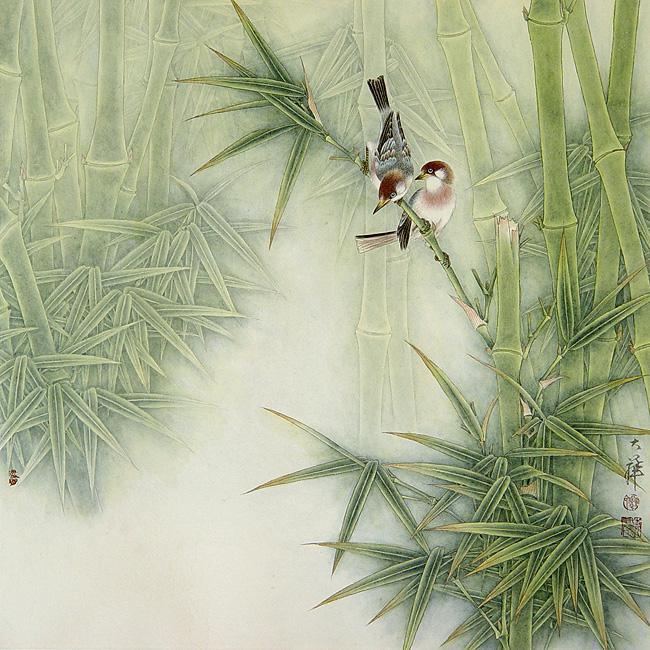 Китайская живопись. Энциклопедии и техники рисования (три книжки)