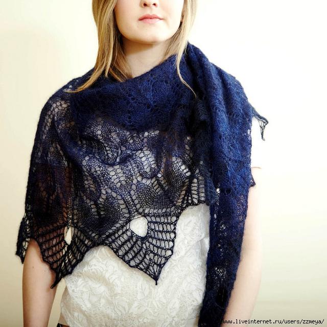 贝娅塔的冬季围巾 - maomao - 我随心动