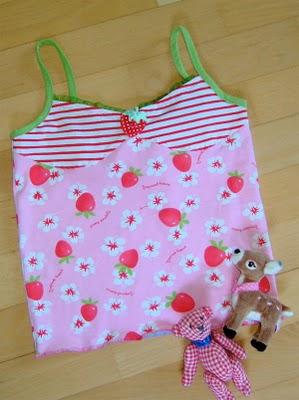 crafts for summer: girls fashion