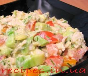 Салат с авокадо (300x257, 24Kb)