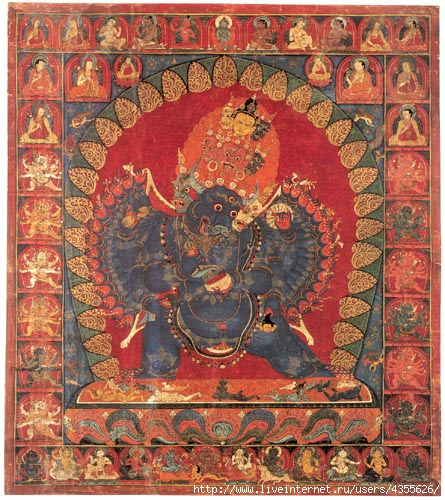 i44 Mandala of Mahavajrabhairava (445x500, 206Kb)