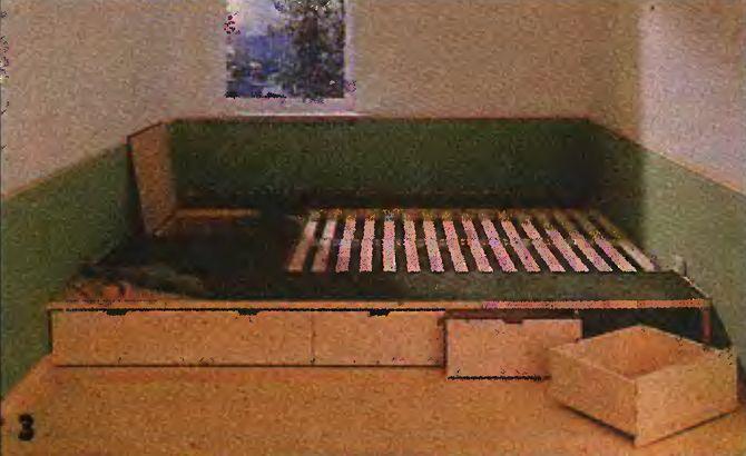 Кровать подиум в домашних условиях