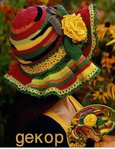 Летняя шляпа. Обсуждение на LiveInternet - Российский Сервис Онлайн-Дневников