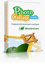 Программа для создания профессиональных коллажей Wondershare Photo Collage Studio