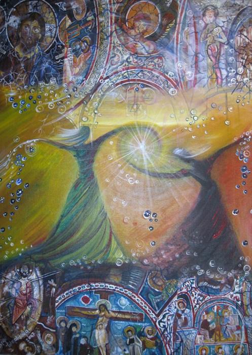 Природа мистическое отражение
