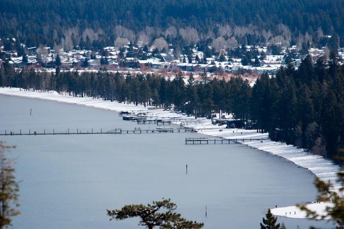 Озеро Тахо – курортный рай Америки 27306