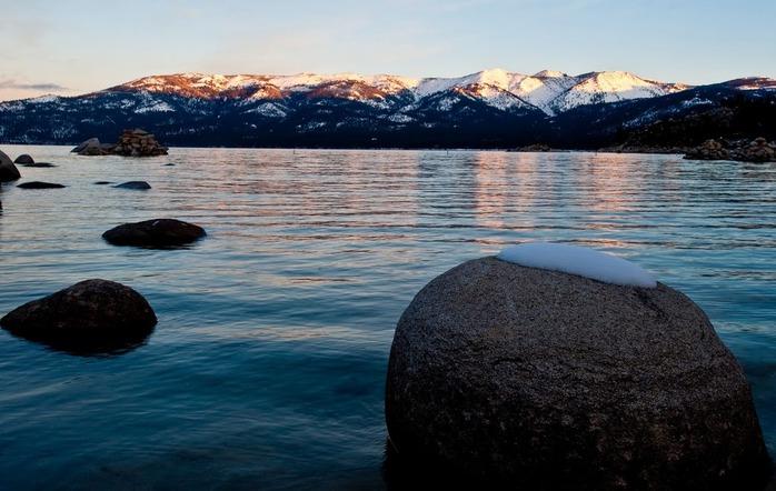 Озеро Тахо – курортный рай Америки 66883