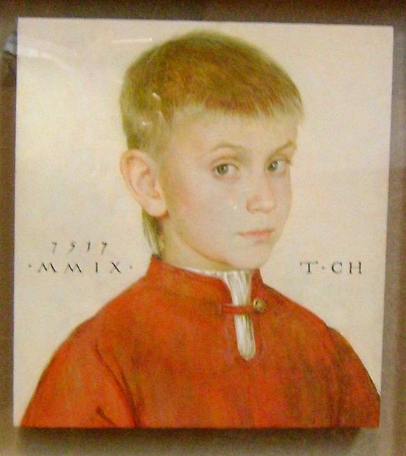 Детские портреты от московской