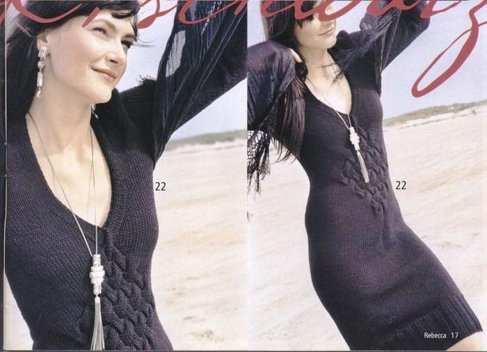черное платье (700x506, 100Kb)