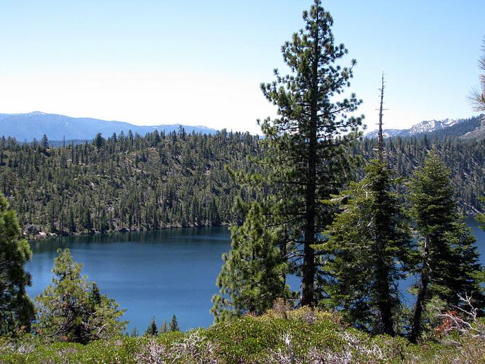 Озеро Тахо – курортный рай Америки 71713