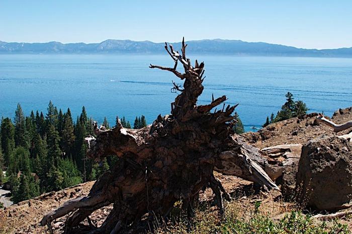Озеро Тахо – курортный рай Америки 56803