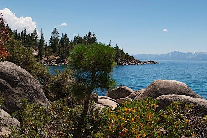 Озеро Тахо – курортный рай Америки 47757