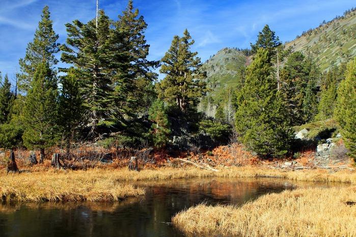 Озеро Тахо – курортный рай Америки 36576