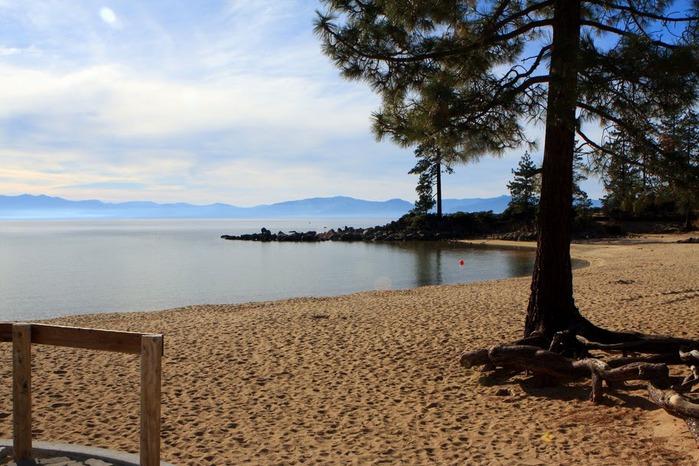 Озеро Тахо – курортный рай Америки 82134