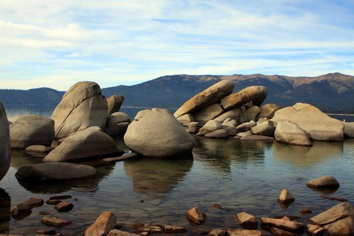 Озеро Тахо – курортный рай Америки 79615