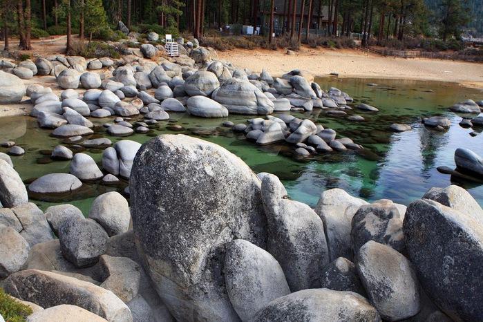 Озеро Тахо – курортный рай Америки 29713