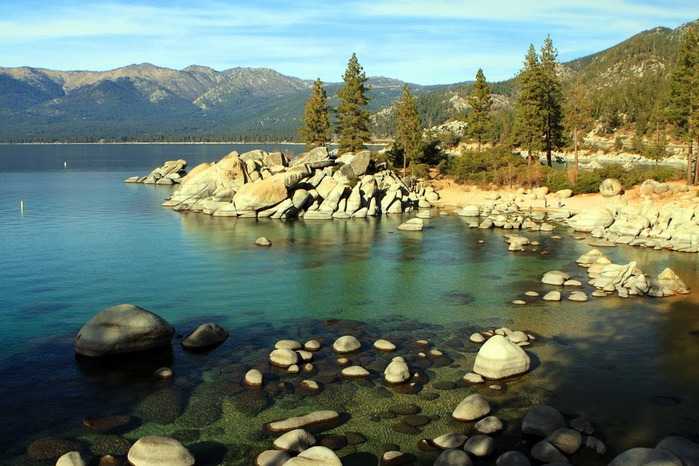 Озеро Тахо – курортный рай Америки 55591