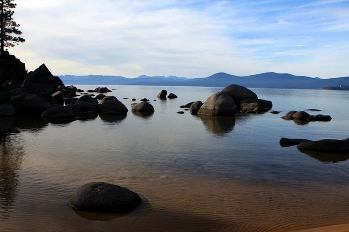 Озеро Тахо – курортный рай Америки 86546
