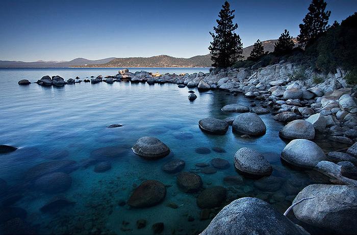 Озеро Тахо – курортный рай Америки 75619