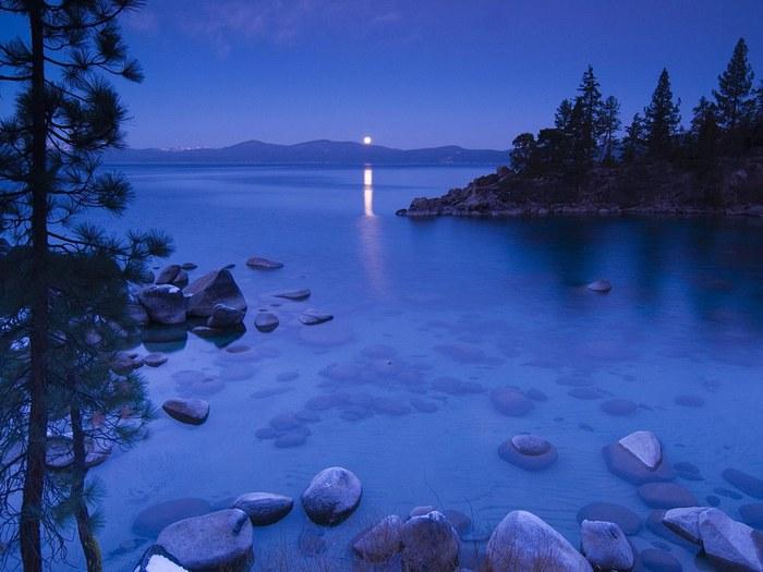 Озеро Тахо – курортный рай Америки 89751