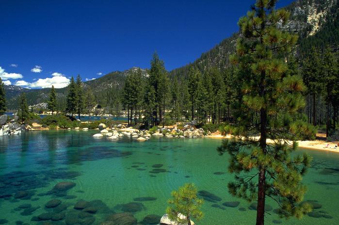 Озеро Тахо – курортный рай Америки 51522