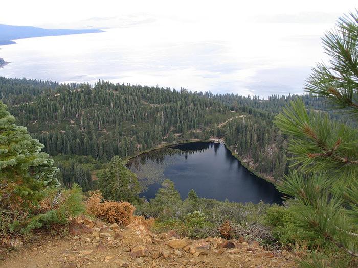 Озеро Тахо – курортный рай Америки 90180