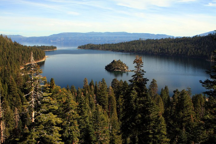 Озеро Тахо – курортный рай Америки 27123