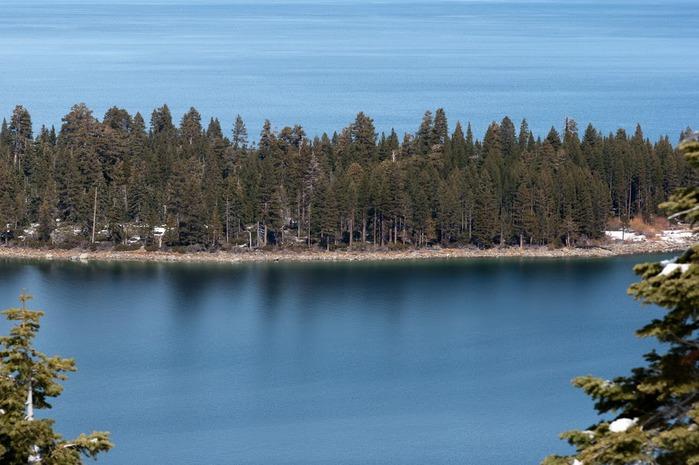 Озеро Тахо – курортный рай Америки 18680