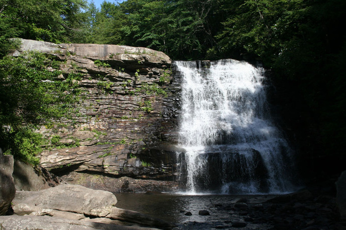Swallow Falls State Park in Maryland USA 55755