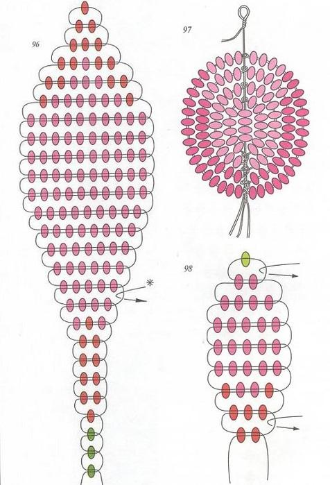 мп-3 остров схемы плетение бисером розы - Сайт о бисере.
