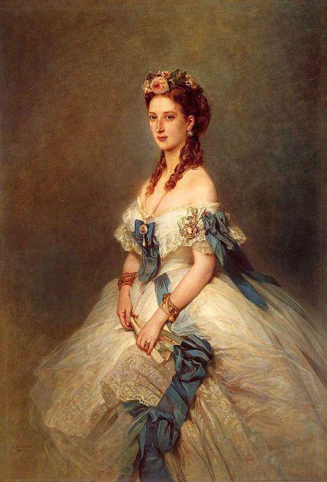 Александра, принцесса Уэльская (475x700, 60Kb)