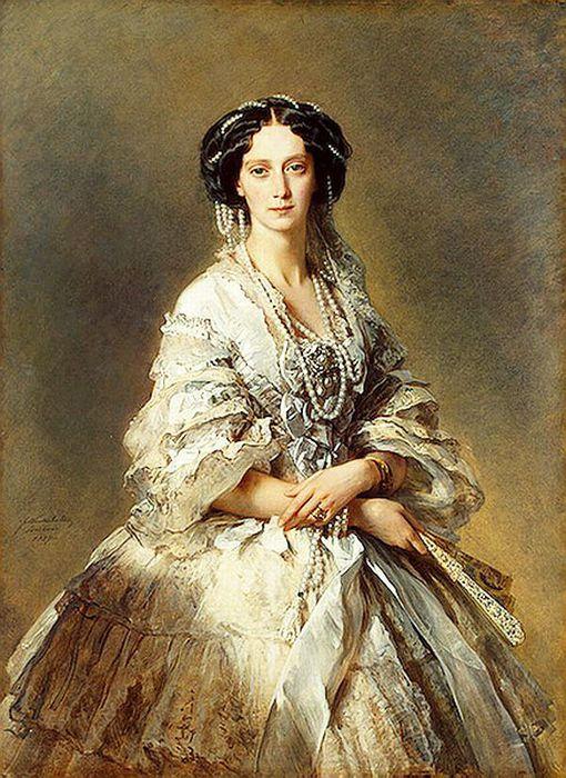 Портрет императрицы Марии Александровны (510x700, 98Kb)