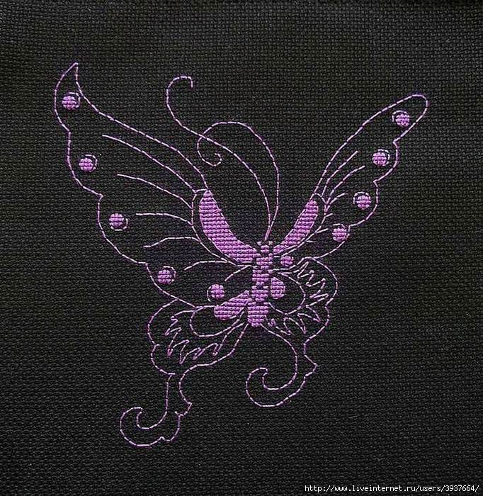 3937664_Butterfly_monochrome_taira (682x700, 368Kb)