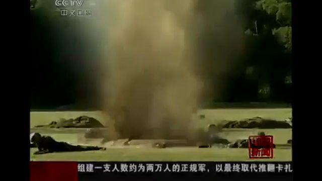 Безумные тренировки китайских солдат