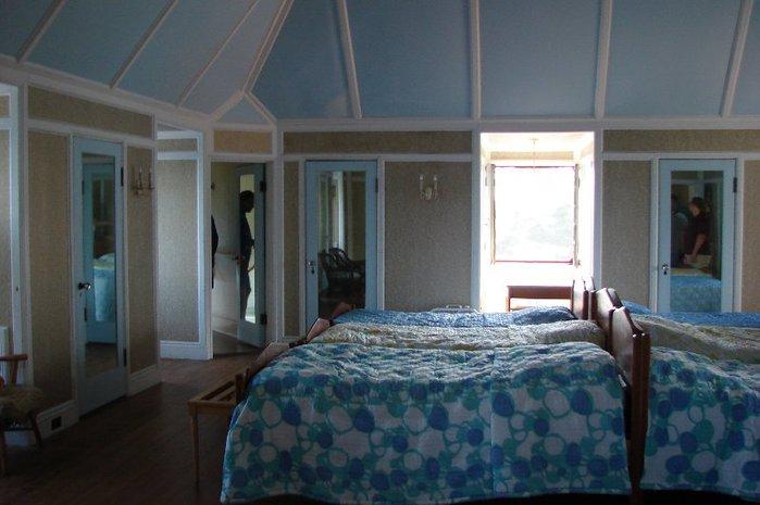 Замок Зингера (Singer Castle) на острове Дарк-Айленд (Dark Island) (Канада) 84020