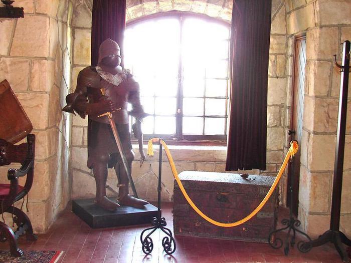 Замок Зингера (Singer Castle) на острове Дарк-Айленд (Dark Island) (Канада) 78286