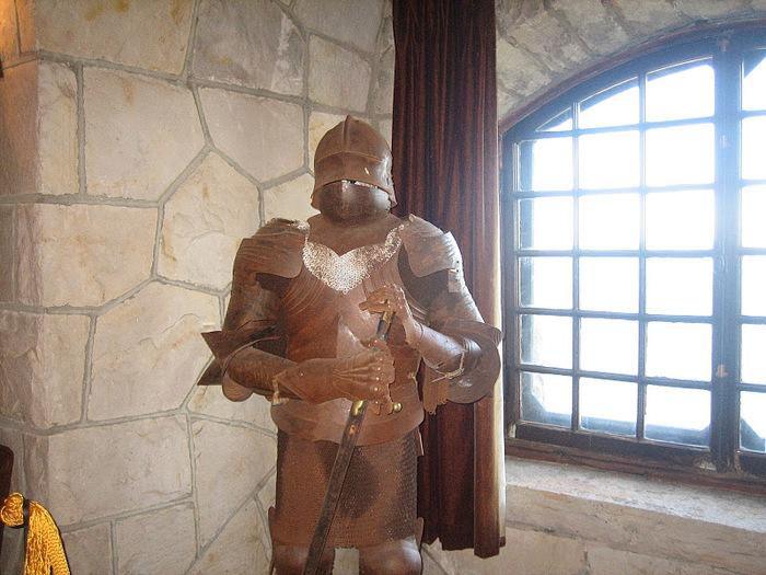 Замок Зингера (Singer Castle) на острове Дарк-Айленд (Dark Island) (Канада) 83810
