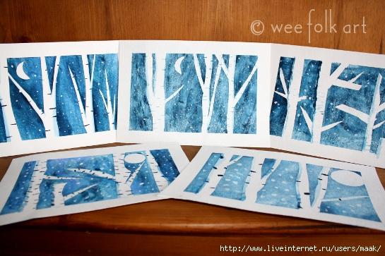 winterbirchtrees-alldonewm (545x363, 195Kb)