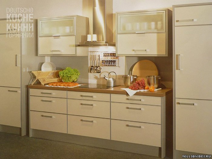 фото кухни из германии