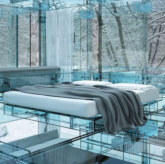 Фото дизайн стекла
