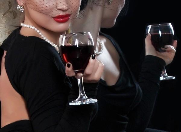 !0 0 0 а она и вино (600x438, 46Kb)