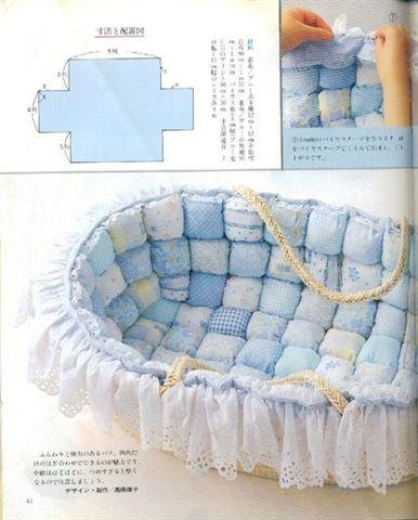 Сшить одеяло для новорожденных своими руками