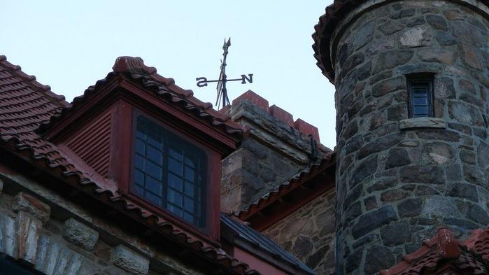 Замок Зингера (Singer Castle) на острове Дарк-Айленд (Dark Island) (Канада) 71037