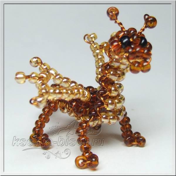 дракон из бисера схема плетения - Лучшие схемы и описания для всех.