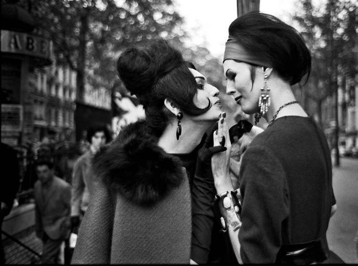 Парижские проститутки 1950-х годов. Ночная жизнь Франции 10 (700x520, 73Kb)
