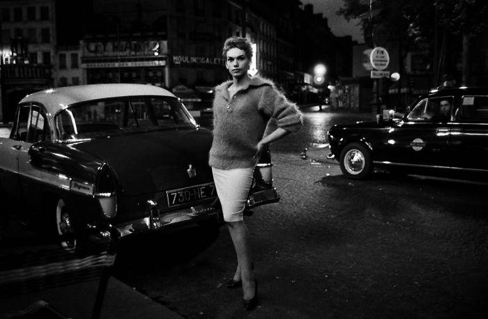 Парижские проститутки 1950-х годов. Ночная жизнь Франции 15 (700x458, 59Kb)