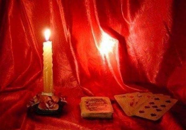 Свечи в зеркалах (450x300, 5Kb)