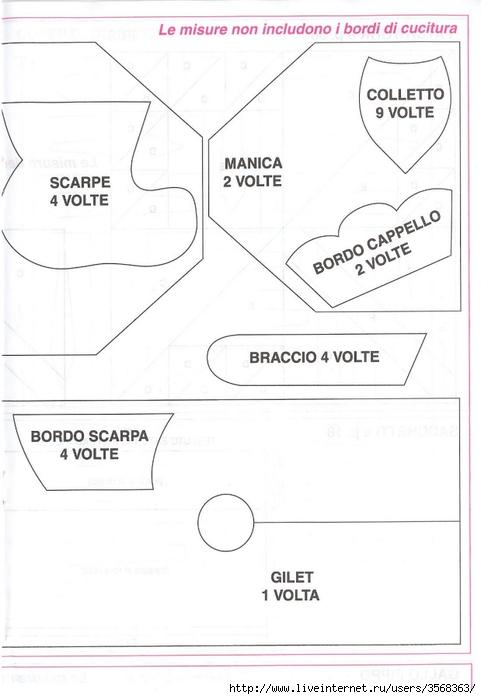 cucito creativo facile n.03 (68) (481x700, 143Kb)